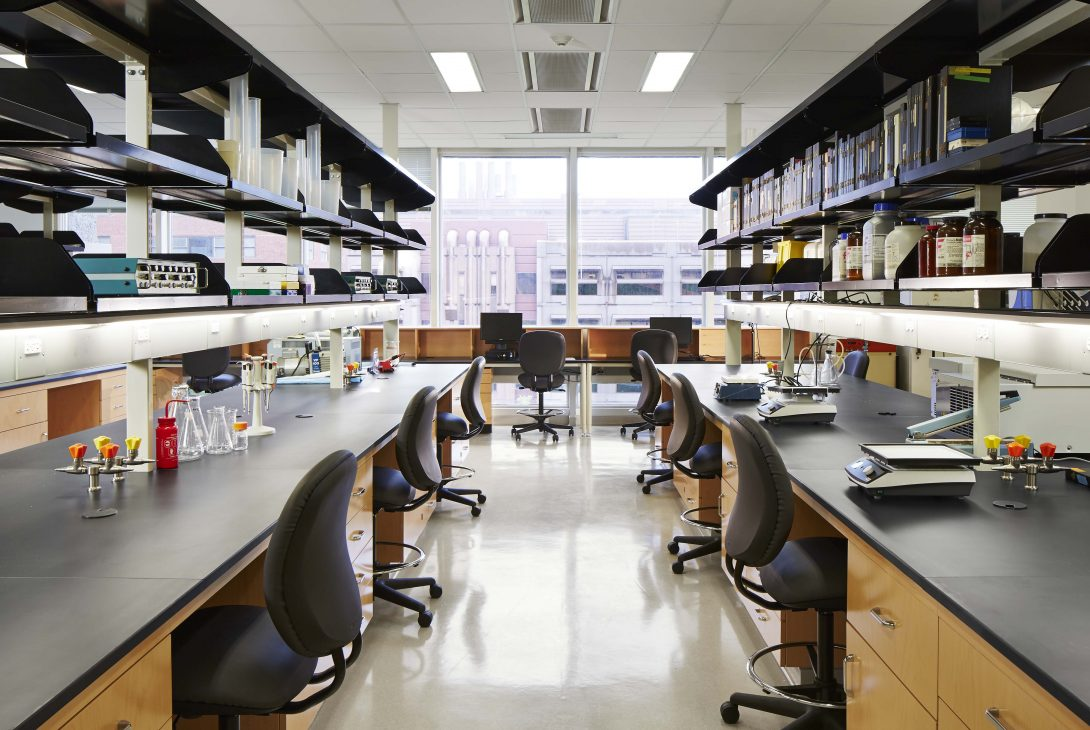 College of Dentistry Research Lab