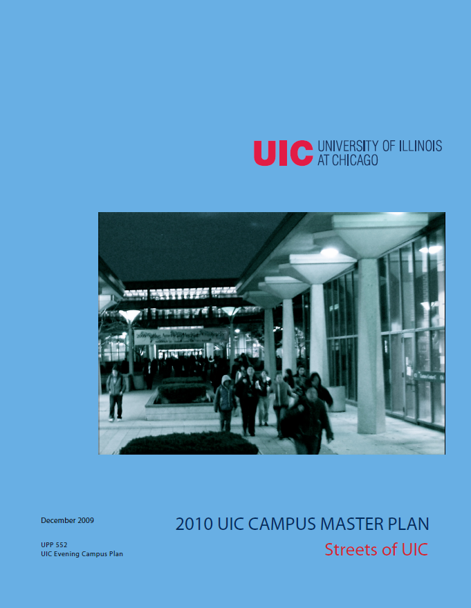 UIC Evening Campus Plan