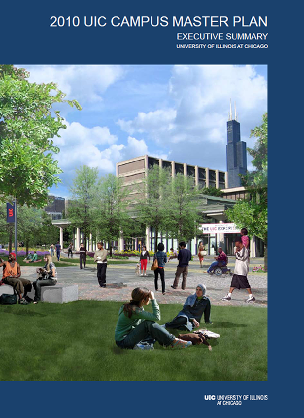2010 UIC Campus Master Plan Executive Summary
