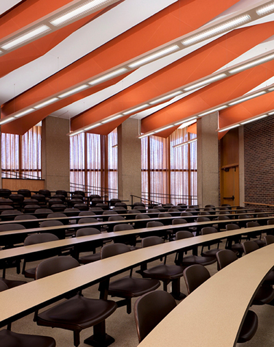 Interior of Campus Building
